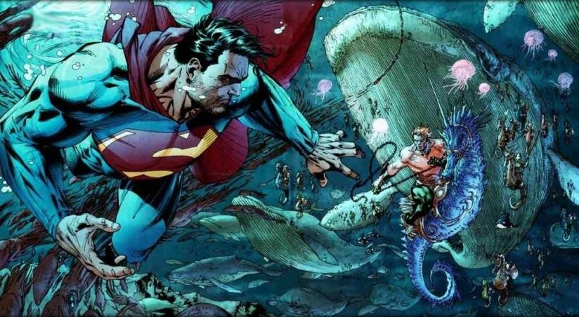 Aquaman Whale