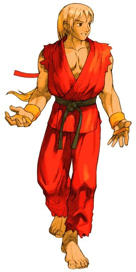 even as a young man, Ken Masters loved a good flowchart