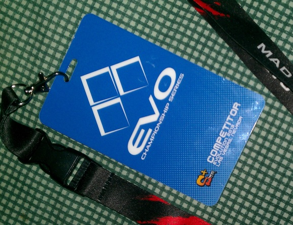 Evo Badge